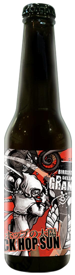 BLACKHOPSUN BIRRA NERA CL33X12PZ BIRRIFI