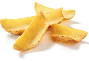 PATATE DIPPER WEDGES KG2