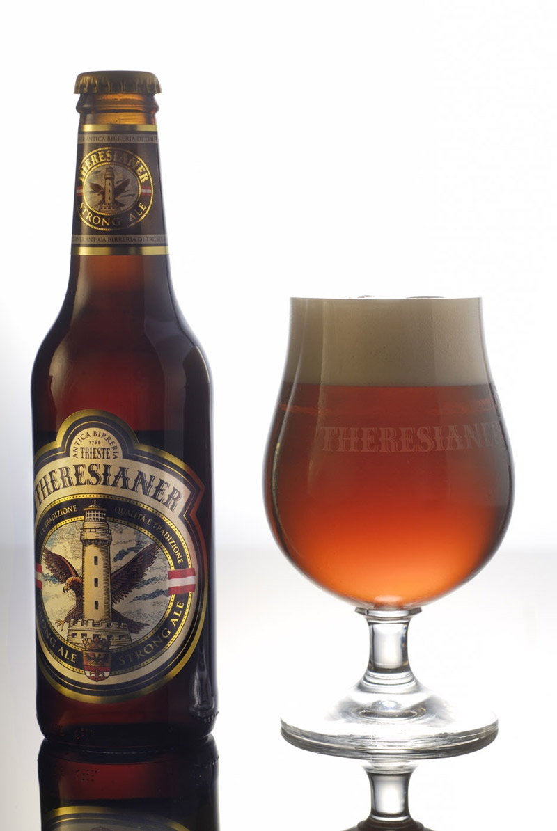 BIRRA THERESIANER STRONG ALE 33CLX24BOTT