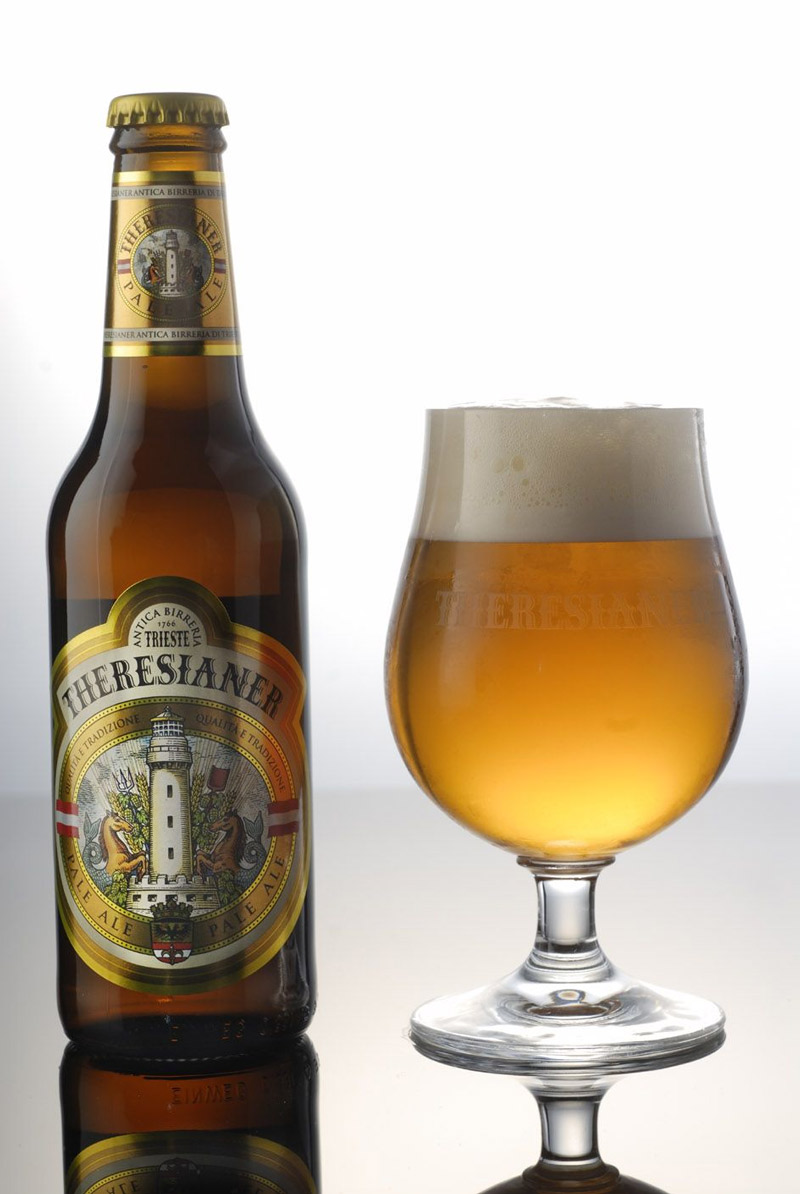 BIRRA THERESIANER PALE ALE 33CLX24BOTT