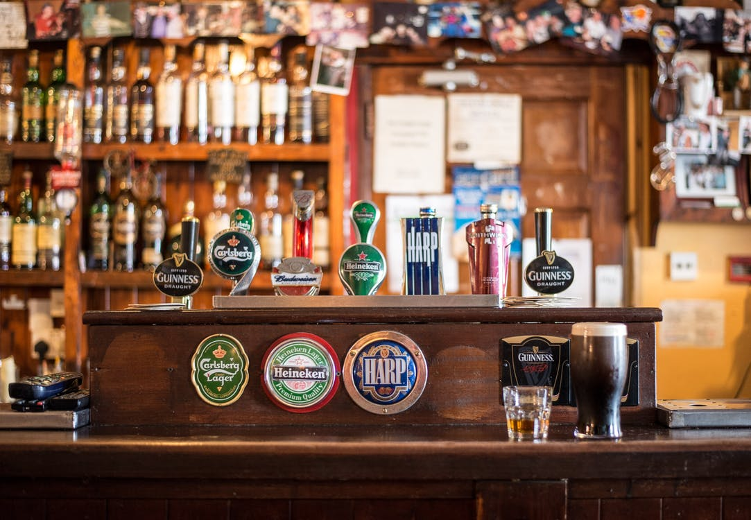 Idee Per Interni Bar : Morrison bar oyster room by akin creative australian design